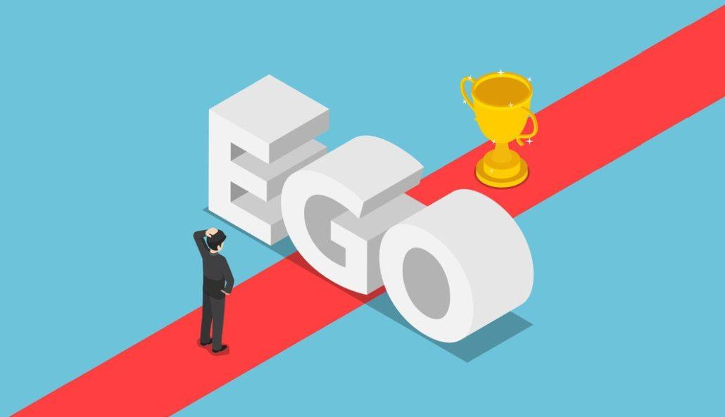 La batalla de los egos